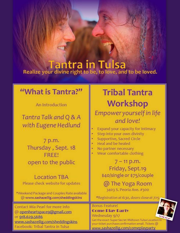 4 th Tribal Tantra